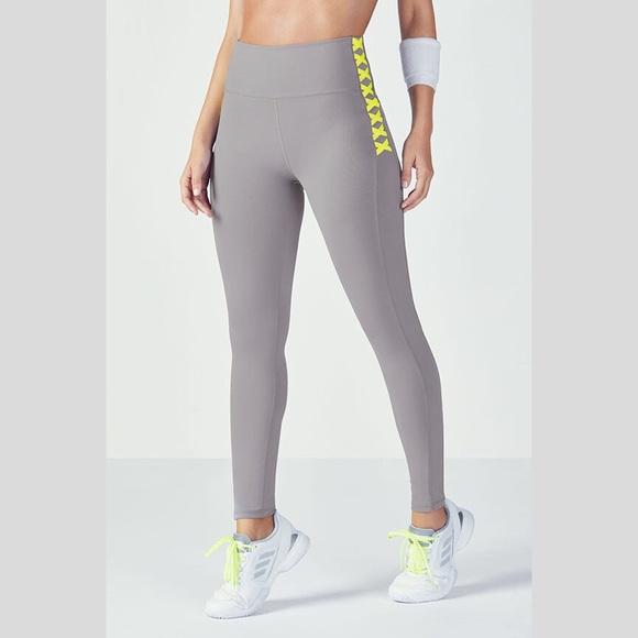 ea05a2616826 Fabletics Pants - Fabletics High-Waisted Statement Powerhold Legging